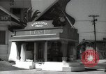Image of signs Hollywood Los Angeles California USA, 1932, second 28 stock footage video 65675032826