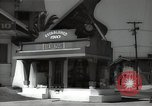 Image of signs Hollywood Los Angeles California USA, 1932, second 33 stock footage video 65675032826