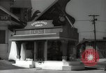 Image of signs Hollywood Los Angeles California USA, 1932, second 34 stock footage video 65675032826