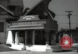 Image of signs Hollywood Los Angeles California USA, 1932, second 35 stock footage video 65675032826