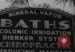 Image of signs Hollywood Los Angeles California USA, 1932, second 54 stock footage video 65675032826