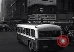 Image of Midtown Manhattan busy street scenes New York City USA, 1948, second 16 stock footage video 65675032835