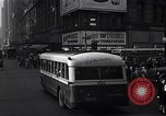 Image of Midtown Manhattan busy street scenes New York City USA, 1948, second 32 stock footage video 65675032835