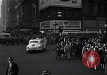 Image of Midtown Manhattan busy street scenes New York City USA, 1948, second 43 stock footage video 65675032835