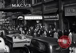 Image of Midtown Manhattan busy street scenes New York City USA, 1948, second 46 stock footage video 65675032835