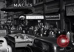 Image of Midtown Manhattan busy street scenes New York City USA, 1948, second 47 stock footage video 65675032835
