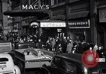 Image of Midtown Manhattan busy street scenes New York City USA, 1948, second 48 stock footage video 65675032835