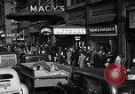 Image of Midtown Manhattan busy street scenes New York City USA, 1948, second 49 stock footage video 65675032835