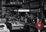 Image of Midtown Manhattan busy street scenes New York City USA, 1948, second 50 stock footage video 65675032835