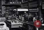 Image of Midtown Manhattan busy street scenes New York City USA, 1948, second 51 stock footage video 65675032835