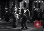 Image of Midtown Manhattan busy street scenes New York City USA, 1948, second 52 stock footage video 65675032835