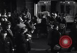 Image of Midtown Manhattan busy street scenes New York City USA, 1948, second 60 stock footage video 65675032835