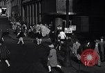 Image of Midtown Manhattan busy street scenes New York City USA, 1948, second 61 stock footage video 65675032835