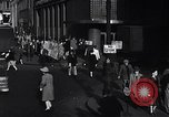 Image of Midtown Manhattan busy street scenes New York City USA, 1948, second 62 stock footage video 65675032835