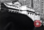 Image of fifth avenue New York City USA, 1948, second 5 stock footage video 65675032837