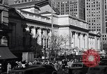 Image of fifth avenue New York City USA, 1948, second 9 stock footage video 65675032837