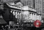 Image of fifth avenue New York City USA, 1948, second 12 stock footage video 65675032837