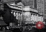 Image of fifth avenue New York City USA, 1948, second 14 stock footage video 65675032837