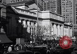 Image of fifth avenue New York City USA, 1948, second 16 stock footage video 65675032837