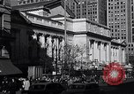 Image of fifth avenue New York City USA, 1948, second 17 stock footage video 65675032837
