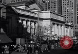 Image of fifth avenue New York City USA, 1948, second 21 stock footage video 65675032837