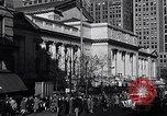 Image of fifth avenue New York City USA, 1948, second 22 stock footage video 65675032837