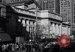 Image of fifth avenue New York City USA, 1948, second 23 stock footage video 65675032837