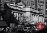 Image of fifth avenue New York City USA, 1948, second 24 stock footage video 65675032837