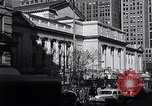 Image of fifth avenue New York City USA, 1948, second 25 stock footage video 65675032837