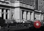 Image of fifth avenue New York City USA, 1948, second 29 stock footage video 65675032837
