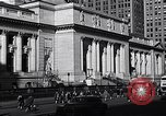 Image of fifth avenue New York City USA, 1948, second 30 stock footage video 65675032837