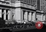 Image of fifth avenue New York City USA, 1948, second 31 stock footage video 65675032837