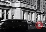 Image of fifth avenue New York City USA, 1948, second 35 stock footage video 65675032837