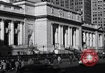 Image of fifth avenue New York City USA, 1948, second 38 stock footage video 65675032837