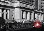 Image of fifth avenue New York City USA, 1948, second 40 stock footage video 65675032837