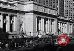 Image of fifth avenue New York City USA, 1948, second 41 stock footage video 65675032837