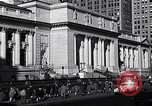 Image of fifth avenue New York City USA, 1948, second 42 stock footage video 65675032837