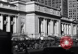 Image of fifth avenue New York City USA, 1948, second 43 stock footage video 65675032837