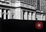 Image of fifth avenue New York City USA, 1948, second 45 stock footage video 65675032837