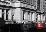 Image of fifth avenue New York City USA, 1948, second 46 stock footage video 65675032837