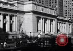 Image of fifth avenue New York City USA, 1948, second 47 stock footage video 65675032837