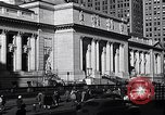 Image of fifth avenue New York City USA, 1948, second 48 stock footage video 65675032837