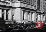 Image of fifth avenue New York City USA, 1948, second 49 stock footage video 65675032837