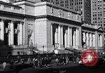 Image of fifth avenue New York City USA, 1948, second 51 stock footage video 65675032837