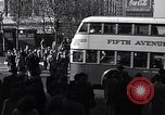 Image of fifth avenue New York City USA, 1948, second 57 stock footage video 65675032837