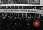 Image of fifth avenue New York City USA, 1948, second 58 stock footage video 65675032837