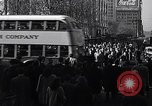 Image of fifth avenue New York City USA, 1948, second 59 stock footage video 65675032837