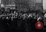 Image of fifth avenue New York City USA, 1948, second 61 stock footage video 65675032837