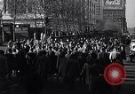 Image of fifth avenue New York City USA, 1948, second 62 stock footage video 65675032837