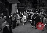 Image of Fifth Avenue Manhattan New York City USA, 1948, second 9 stock footage video 65675032839
